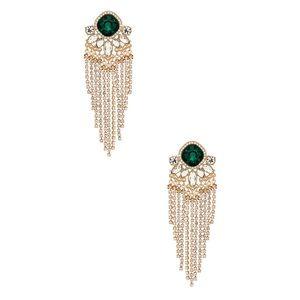 Envy earrings from 8otherreasons